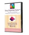 Picture of easyFabrics Organizer™ Module - Standard Edition